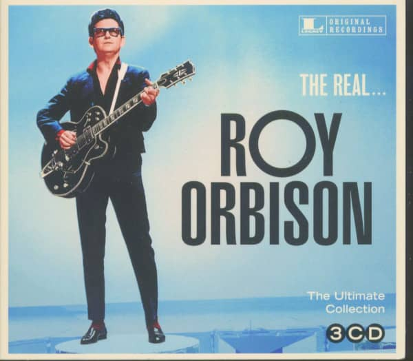 The Real...Roy Orbison (3-CD)