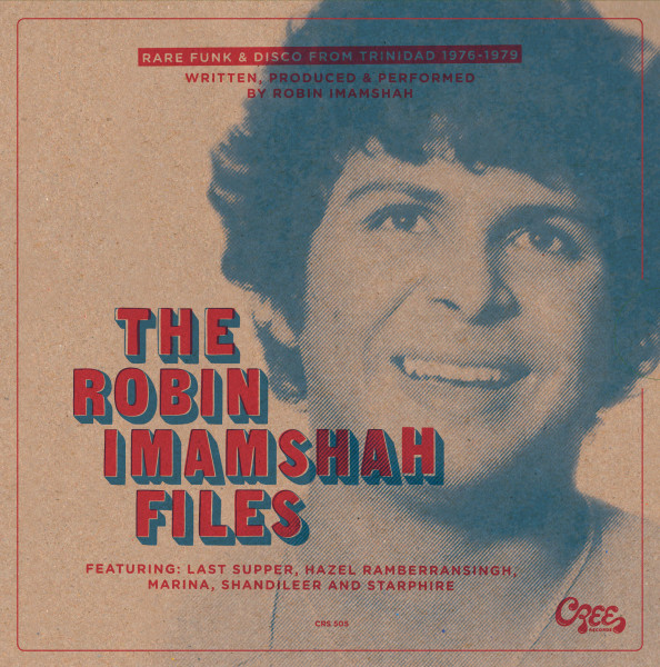 The Robin Imamshah Files (3x45rpm)