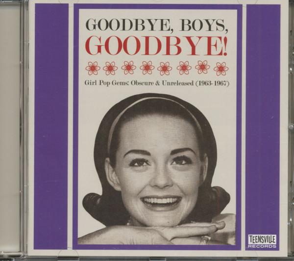 Goodbye, Boys, Goodbye! (CD)
