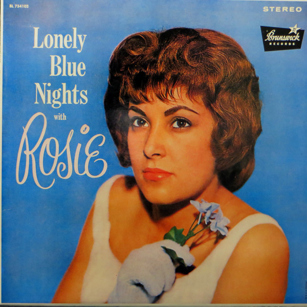 Lonely Blue Nights With Rosie (1961) re Vinyl LP