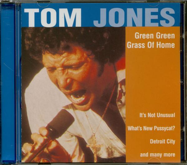 Green Green Grass Of Home (CD)