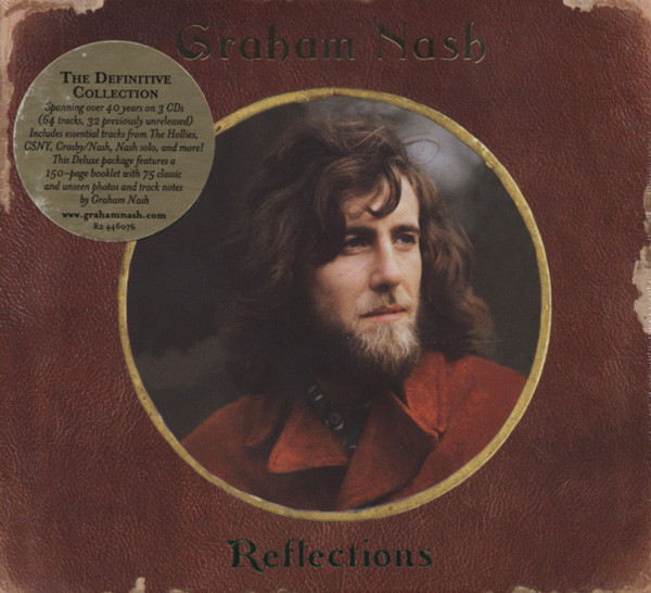 Reflections - Deluxe Digipac (3-CD - Book)
