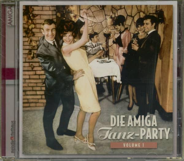 Amiga Tanz-Party Vol.1