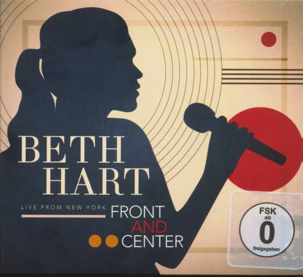 Front And Center - Live From New York (CD & DVD)
