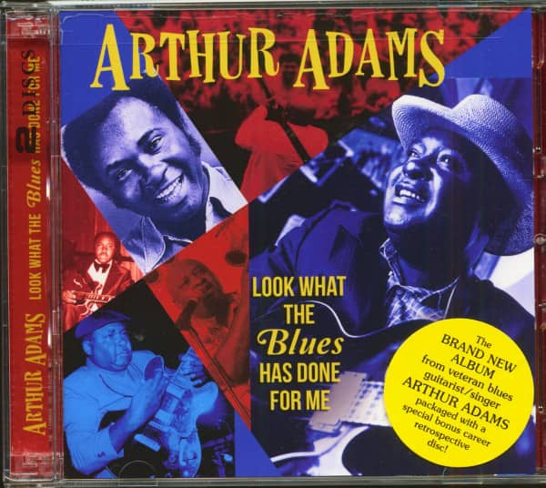 Look What The Blues Has Done For Me (2-CD)