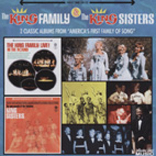 King Family Live! In The Round - King Sisters