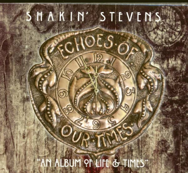 Echoes Of Our Times (CD)