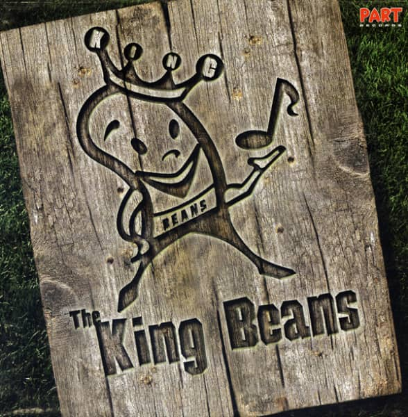The King Beans 7inch, 45rpm, EP