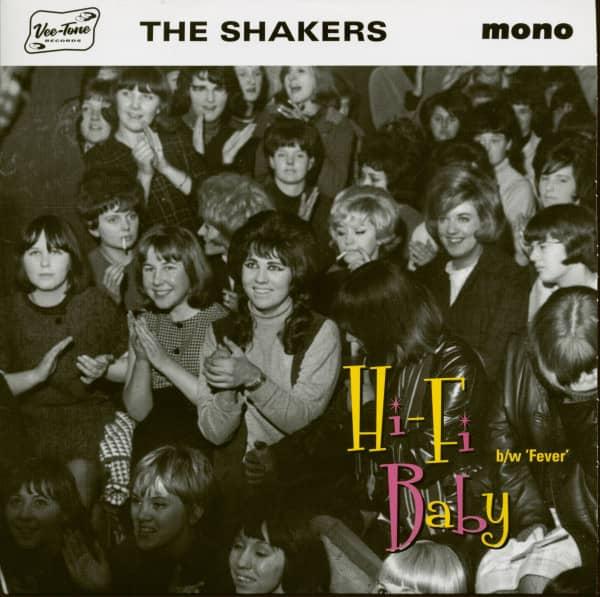 Hi-Fi Baby - Fever (7inch, 45rpm, PS, SC)