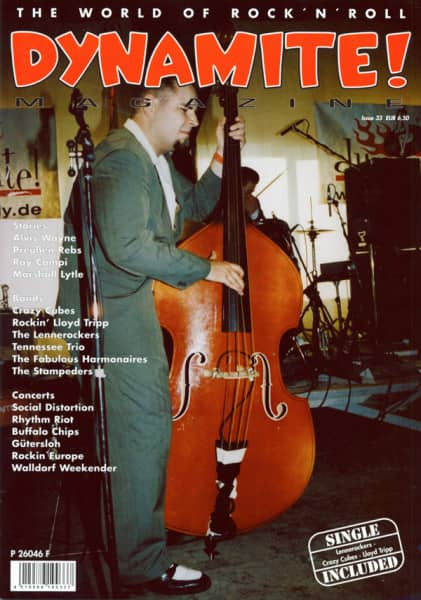 Nr.33 - Magazin & limited Single