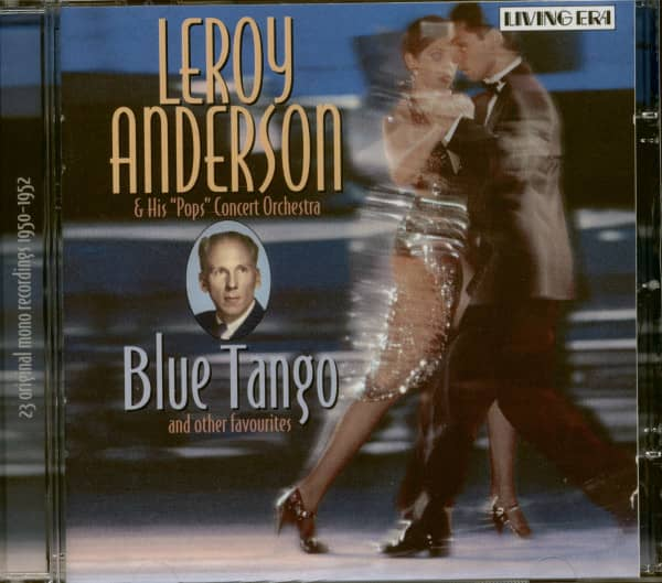 Blue Tango & Other Favourites (CD)
