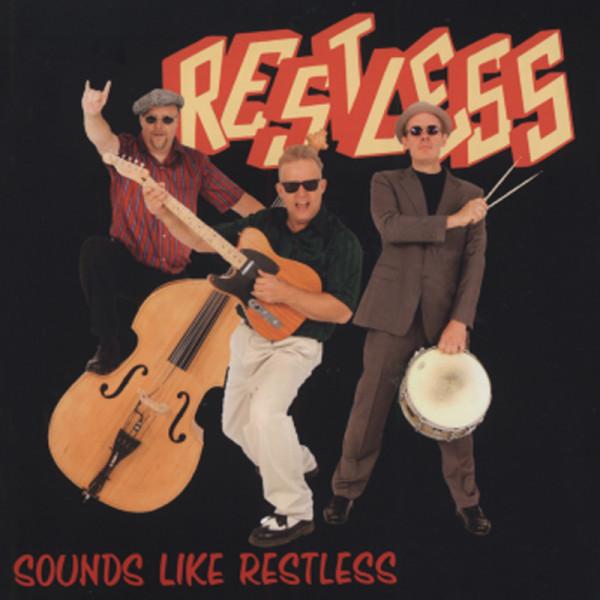 Sounds Like Restless (2012)