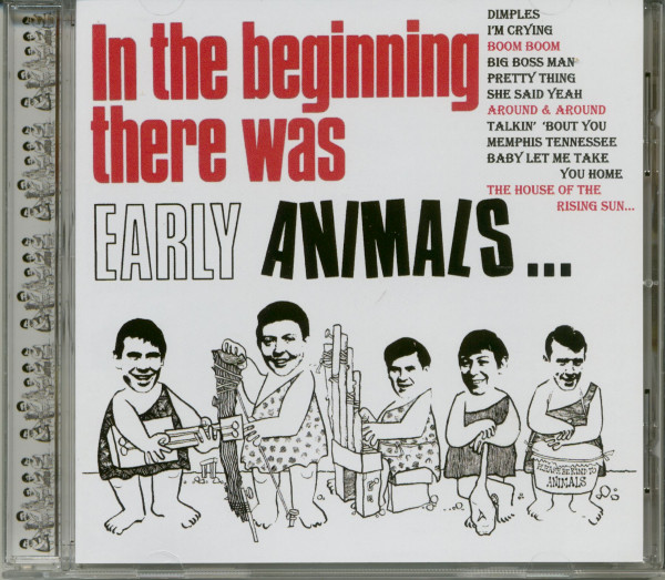 Early Animals (CD)