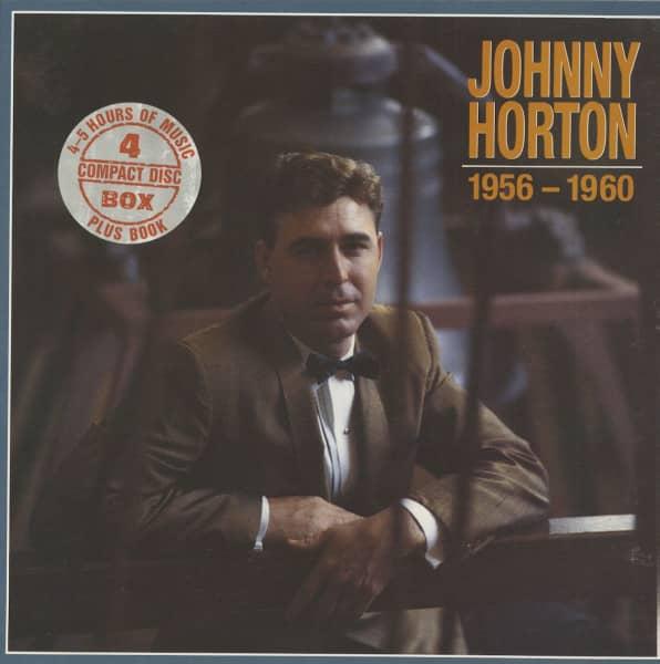1956-1960 (4-CD Deluxe Box Set)