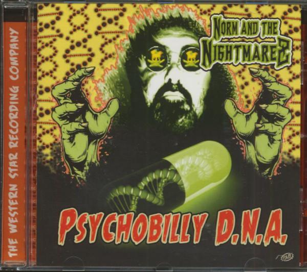 Psychobilly D.N.A. (CD)