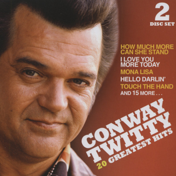 20 Greatest Hits 2-CD