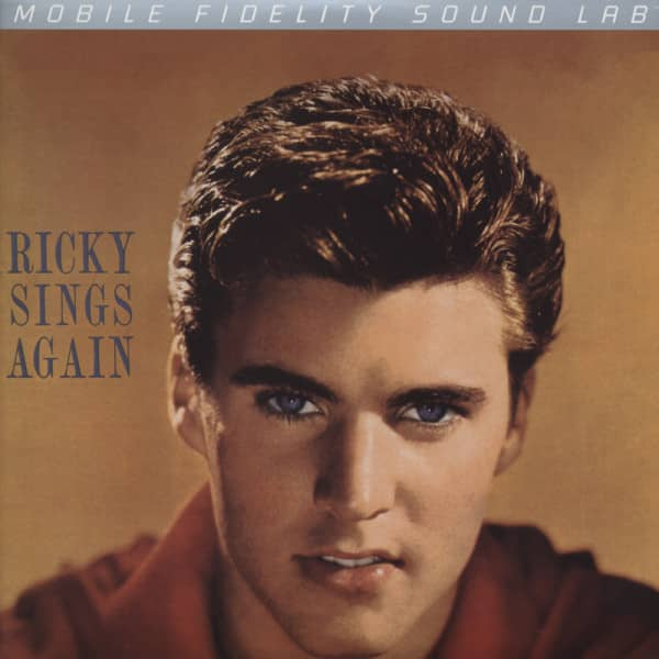 Ricky Sings Again (1959) Limited Edition