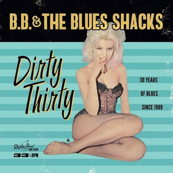 Dirty Thirty - 30 Years Of Blues Since 1989 (LP)