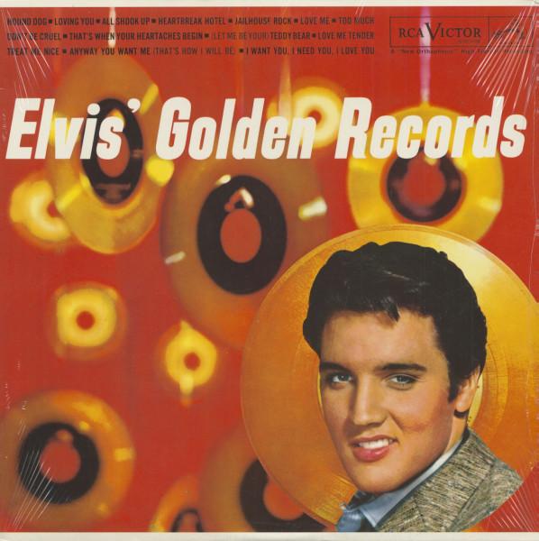 Elvis' Golden Records (LP)