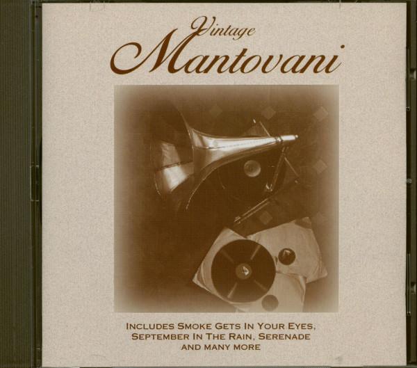 Vintage Mantovani (CD)