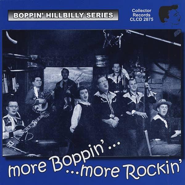 More Boppin' More Rockin!
