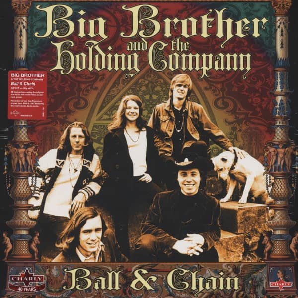 Ball & Chain (2x180g Vinyl-LP)