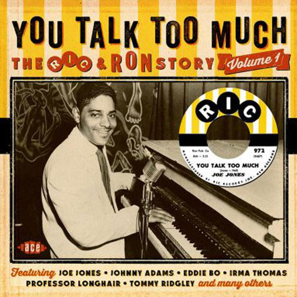 You Talk Too Much - The Eric & Ron Story Vol.1