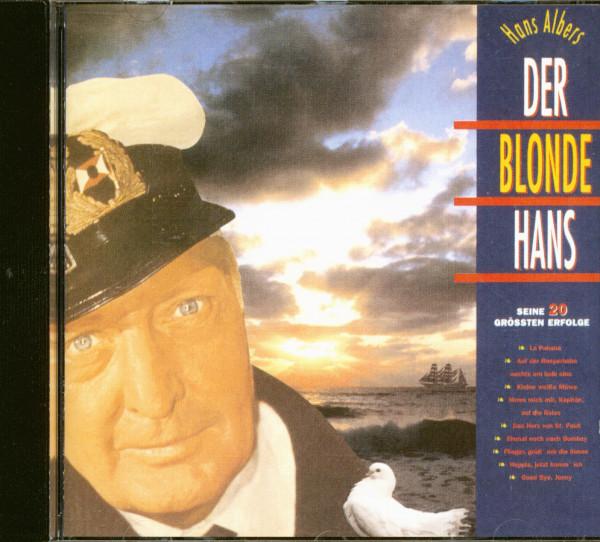 Der blonde Hans - seine 20 größten Erfolge (CD)