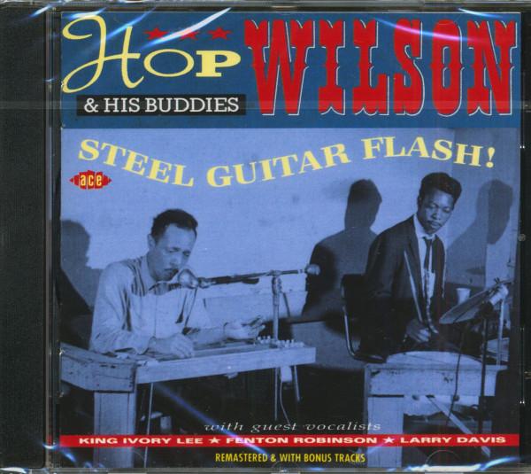 Steel Guitar Flash! Plus (CD)
