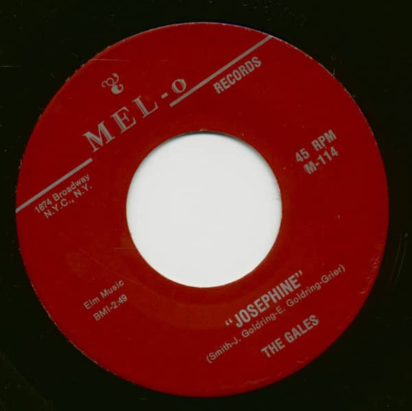 If I Could Forget - Josephine (7inch, 45rpm)
