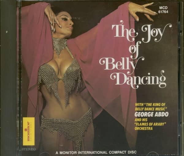 The Joy Of Belly Dancing (CD)