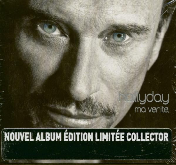 Ma Verite (CD Deluxe Edition, Ltd.)