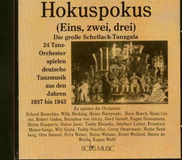 Hokuspokus - Eins, zwei, drei (CD)