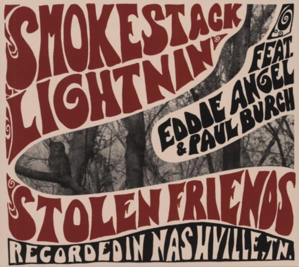 Stolen Friends (feat.Eddie Angel & Paul Burch