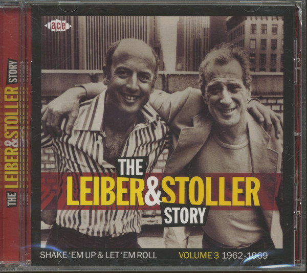 The Leiber & Stoller Story Vol.3