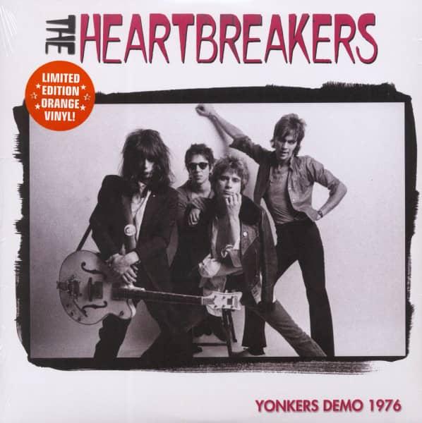 Yonkers Demo 1976 (LP, Colored Vinyl, Ltd.)