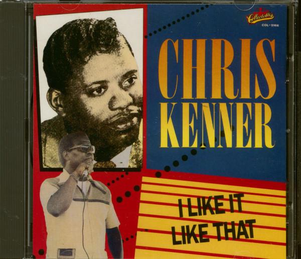 I Like It Like That (CD)