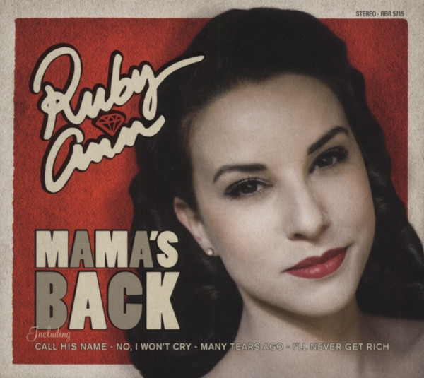 Mama's Back (CD)
