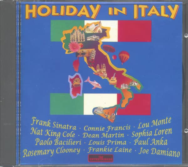 Holiday In Italy (CD)