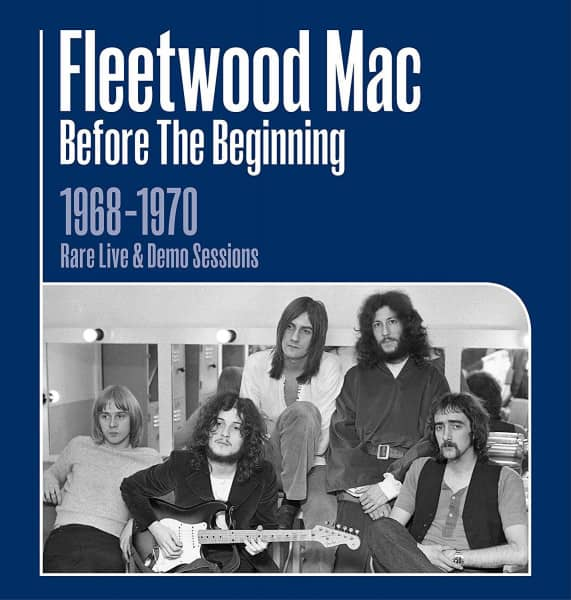 Before the Beginning - 1968-1970 Rare Live & Demo Sessions (3-CD)