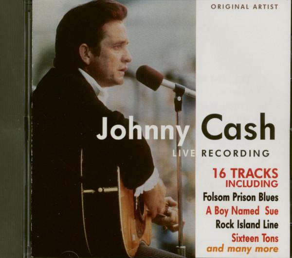 Live Recording (CD)