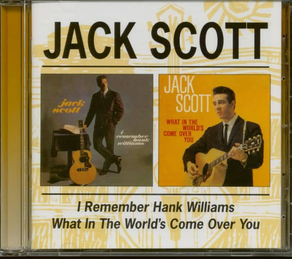I Remember Hank Williams - What In The World's Come Over You (CD)