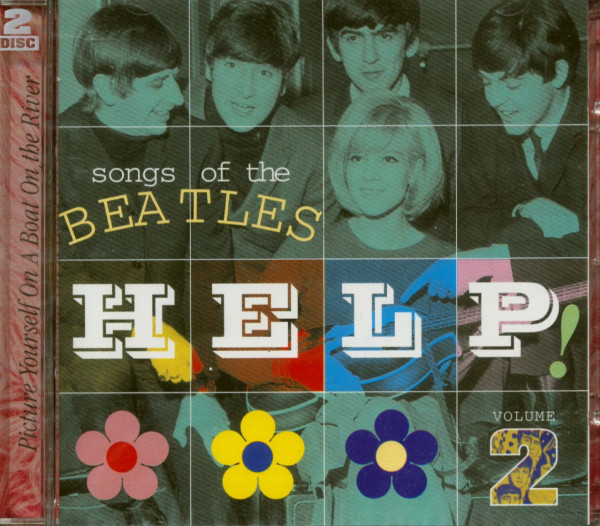 Help - Songs Of The Beatles Vol.2 (2-CD)