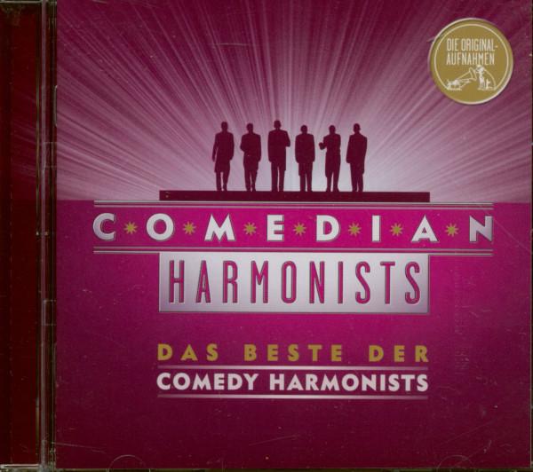Das Beste der Comedy Harmonists (CD)