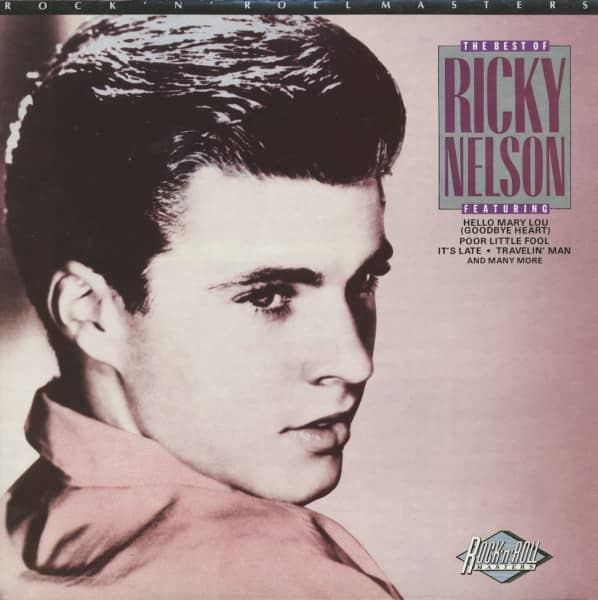 The Best Of Ricky Nelson (LP)
