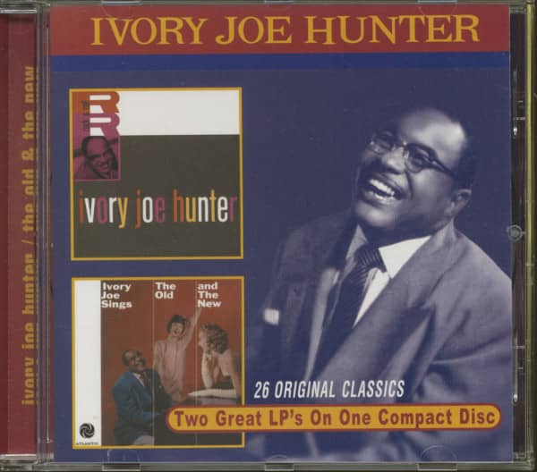 Ivory Joe Hunter - The Old And New (CD)