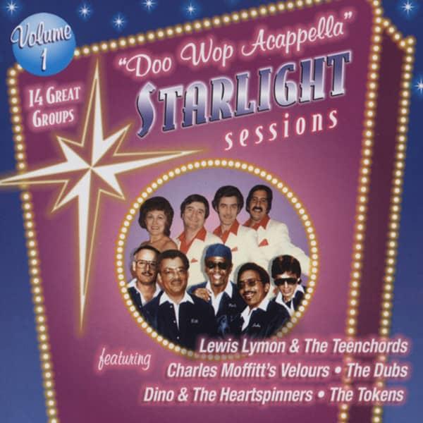 Doo Wop Acappella Starlight Session Vol.1