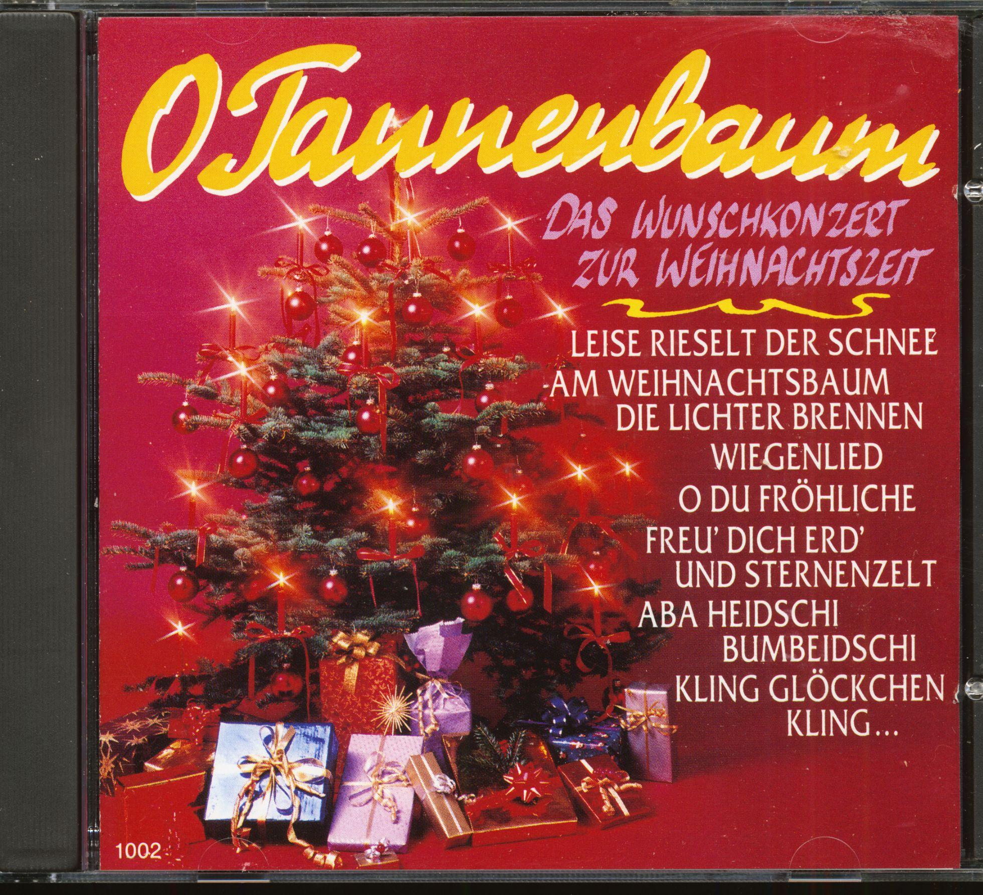 Das Tannenbaum.Various Cd O Tannenbaum Cd Bear Family Records