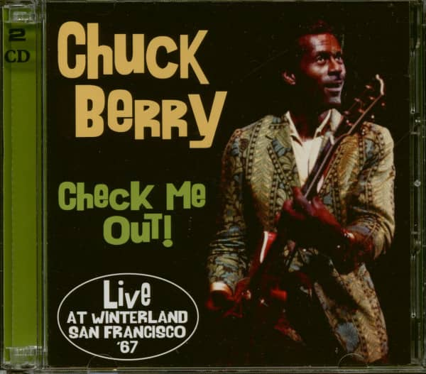 Check Me Out! - Live At Winterland San Francisco '67 (2-CD)