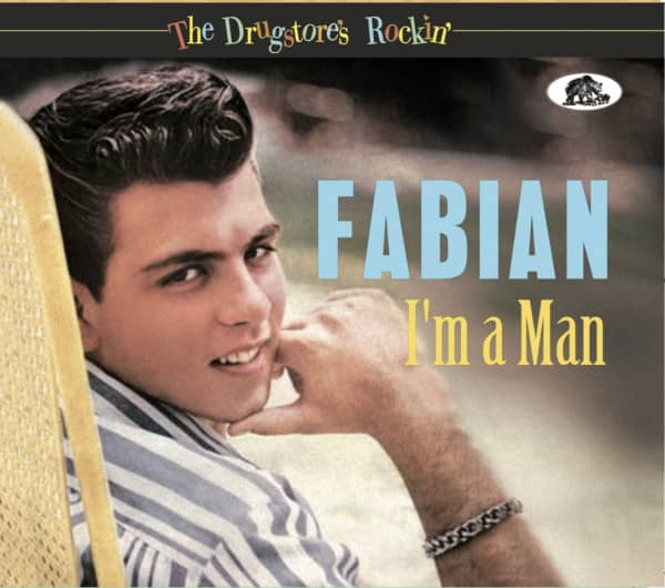 The Drugstore's Rockin' - I'm A Man (CD)